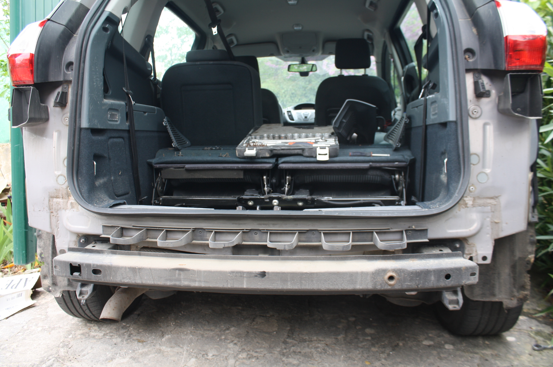 ford focus towbar wiring instructions